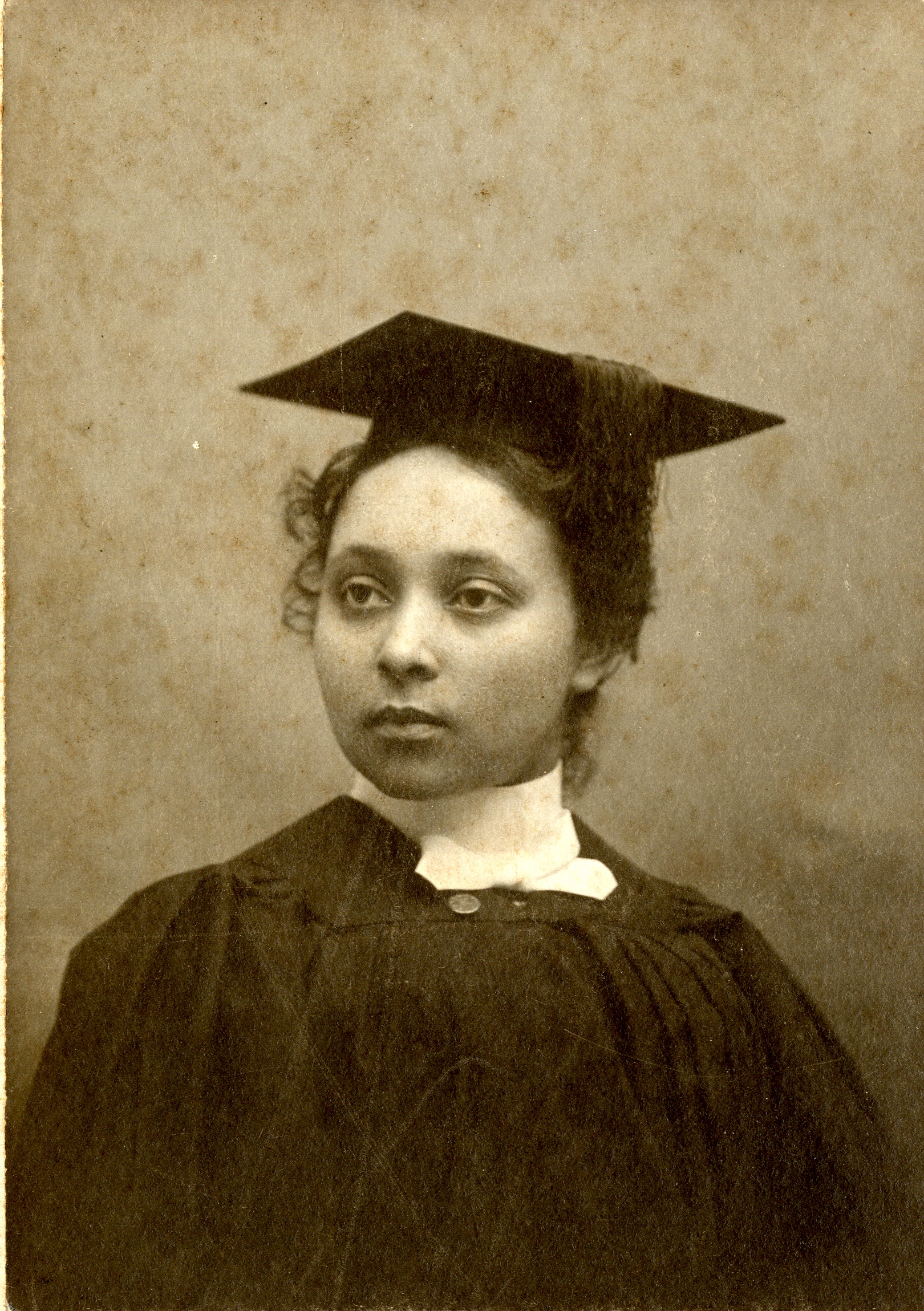 Mary Anderson 1899, Alumni Photo Files A9 1899-1890, Special Collections and Archives, Middlebury College